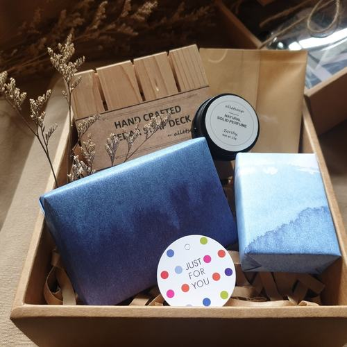 The Aroma Box I Pine Needle Eucalyptus