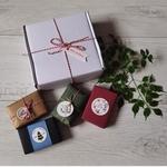 Jolly 4 Box - Christmas Themed Soaps