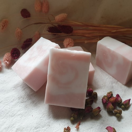 ROSES GERANIUM BLOOM HAND SOAP
