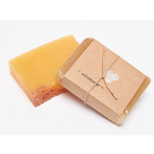 Honey Beeswax Rosemary Grapefruit