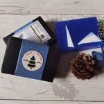 Snowy Pine Needle - Bundle of 5