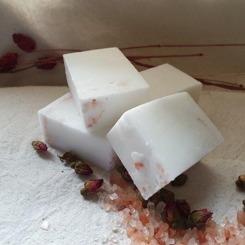 PINK HIMALAYAN ROSE GERANIUM HAND SOAP