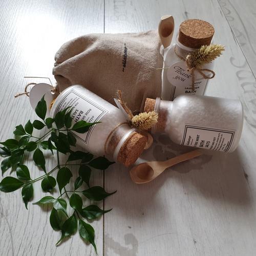 Bundle of 3 Bath Salts 70g x 3