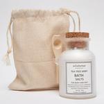Bath Salts Tea Tree Mint 70g
