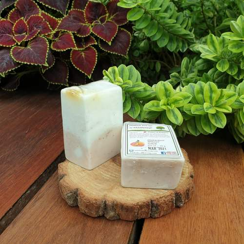 GRAPEFRUIT APRICOT SCRUB HAND SOAP