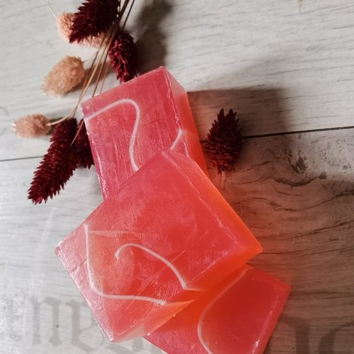 PINKY ROSE GRAPEFRUITTY HAND SOAP