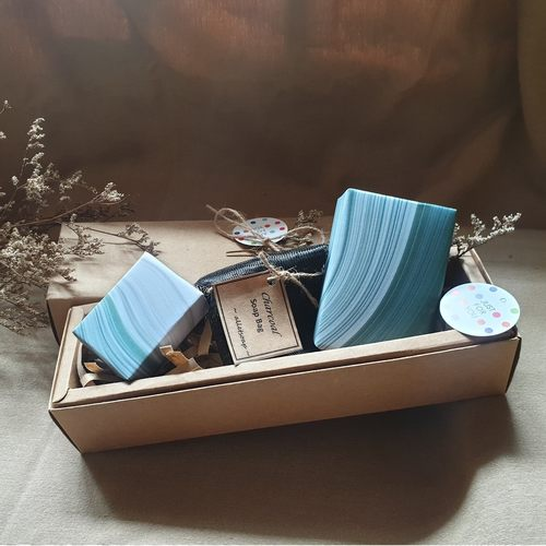 The Gratitude Box Icy Peppermint