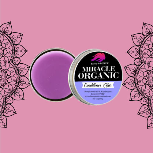 Miracle Organic Lavender Conditioner Shampoo Bar
