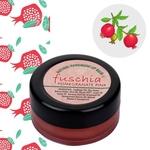 Fuschia  Pomegranate Pink Lip Balm