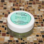 Fuschia Anti Acne Face Gel - Neem & Basil-10g