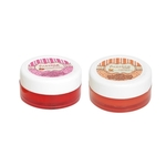 Fuschia  Strawberry & Peach Lip Balm Combo
