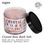 Fuschia Crystal Rose Bath Salt - 100g