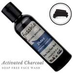 Fuschia Detox Activated Charcoal Soap Free Face Wash - 100ml