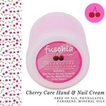 Fuschia Hand & Nail Cream - Cherry Care