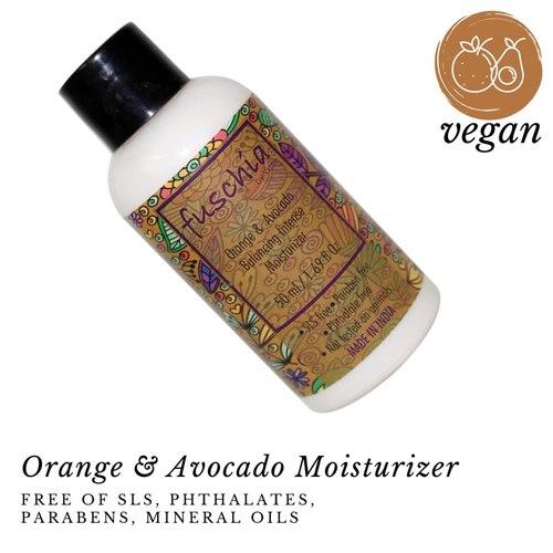 Fuschia  Orange &  Avocado Balancing Intense Moisturizer - 50 ml