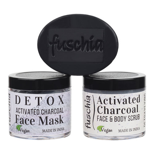 Fuschia Detox Regimen Collection
