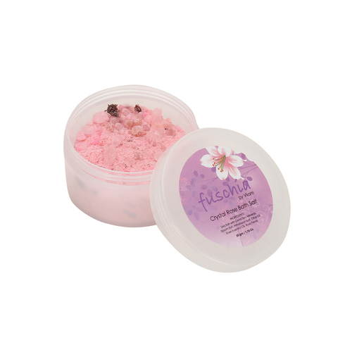 Fuschia - Crystal Rose Bath salt - 50 gms