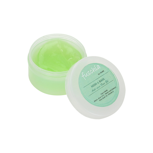 Fuschia Anti Acne Face Gel - Neem & Basil - 50g