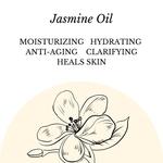 Fuschia - Jasmine Natural Handmade Glycerine Soap-20g