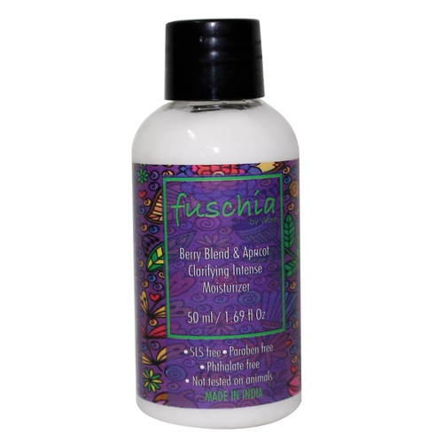 Fuschia Berry Blend & Apricot Clarifying Intense Moisturizer - 50 ml