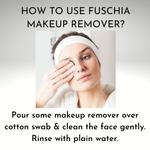 Fuschia Make-up Remover - Citrus Blast - 50 ml