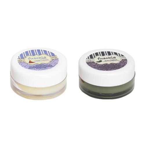 Fuschia  Caramel & Black Currant Lip Balm Combo