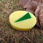 Fuschia - Papaya Detan Natural Handmade Herbal Soap