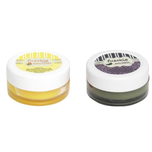 Fuschia  Alphonso & Black currant Lip Balm Combo