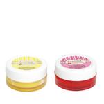 Fuschia  Strawberry & Alphonso Lip Balm Combo