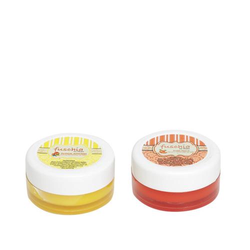 Fuschia  Peach & Alphonso Lip Balm Combo