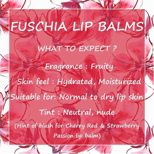 Fuschia  Tropical Alphonso Lip Balm
