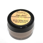 Fuschia - Coffee Cream - Smoothening Face & Body Scrub-15g