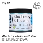 Fuschia Blueberry Bloom Bath Salt - 100g