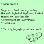 Fuschia - Cucumber Detox Natural Handmade Herbal Soap