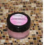 Fuschia - Pomegranate Pearls - Face & Body Exfoliating Scrub -10g