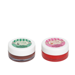 Fuschia  Strawberry & Chocobutter Lip Balm Combo