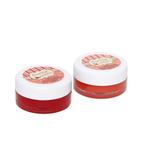 Fuschia  Pomegranate & Peach Lip Balm Combo