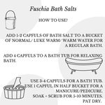 Fuschia - June Jasmine Bath Salt - 50 gms