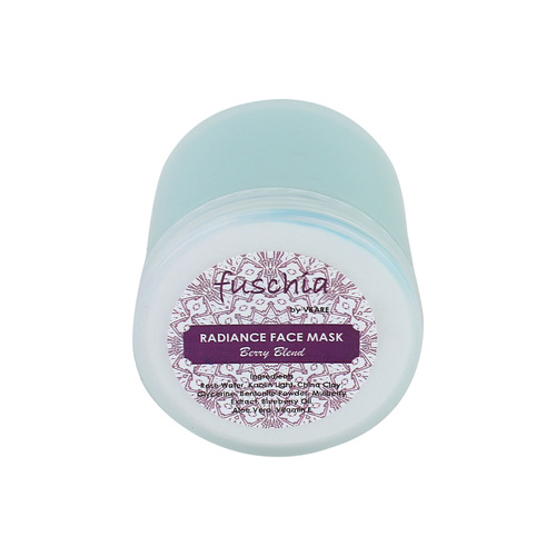 Fuschia Radiance Face Mask - Berry Blend