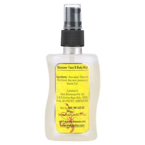 Fuschia Blossom Arabian Jasmine Face & Body Mist - 100 ml