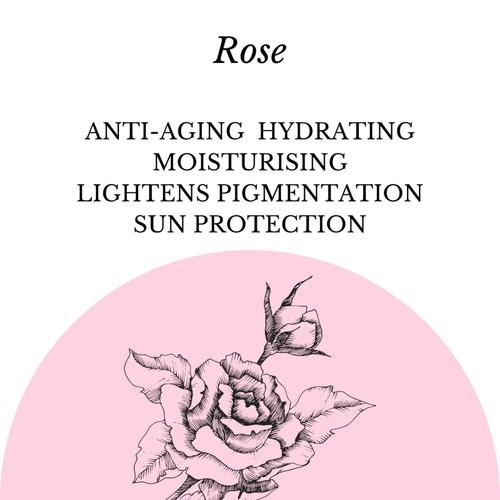 Fuschia - Rose & Petals Natural Handmade Herbal Soap