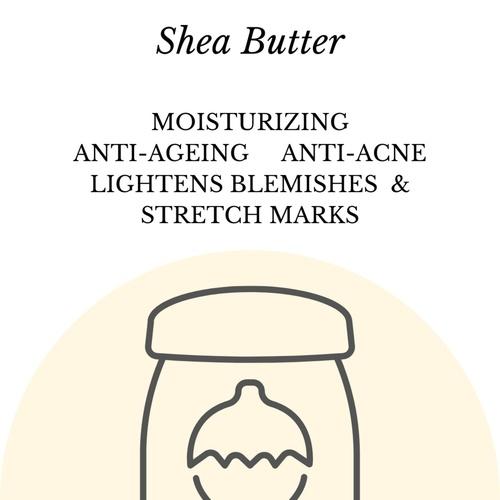 Fuschia - Shea Butter Natural Handmade Herbal Soap