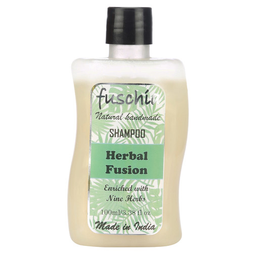 Fuschia Herbal Fusion Shampoo - 100ml