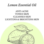 Fuschia - Lemon Natural Handmade Glycerine Soap-20g