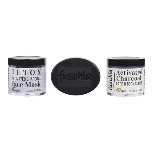 Fuschia Detox Regimen Collection