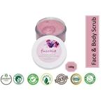 Fuschia - Pomegranate Pearls - Face & Body Exfoliating Scrub - 100g