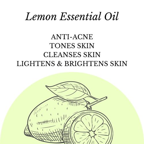 Fuschia - Lemon Natural Handmade Glycerine Soap