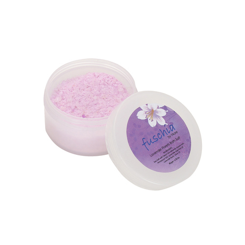 Fuschia - Lavender Florets Bath salt - 50 gms