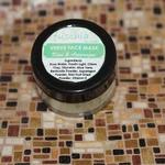 Fuschia Verve Face Mask - Kiwi & Asparagus -15g