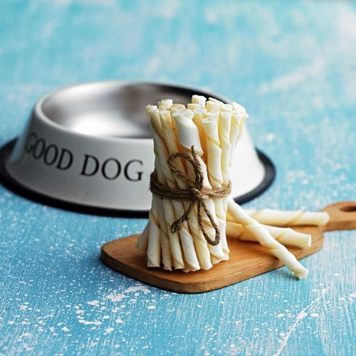 Rawhide Treats - 500 gm